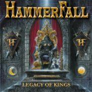 HAMMERFALL LEGACY OF KINGS + bonus tracks 1998
