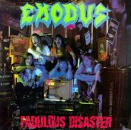Exodus - Fabulous Disaster /Re-Issue 2010 CD