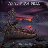 "AXEL RUDI PELL ""The Ballads V"" 2017"