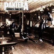 PANTERA-COWBOYS FROM HELL