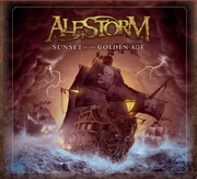 "ALESTORM ""Sunset On The Golden Age"" - 2014"