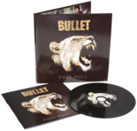 BULLET, Full pull CD-Digi